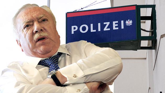 """Häupl: """"Will nicht über den Tisch gezogen werden"""" (Bild: APA/HERBERT PFARRHOFER, Andreas Graf, krone.at-Grafik)"""