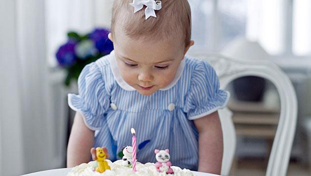Prinzessin Estelle: Doppel-Geburtstag in Sicht (Bild: Kate Gabor, Kungahuset.se)