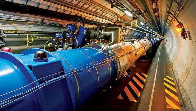 Zehn Szenarien, wie unsere Welt untergehen könnte (Bild: CERN)
