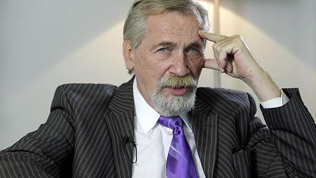 Moderator und Stehaufmännchen: Peter Rapp wird 70 (Bild: Reinhard Holl)