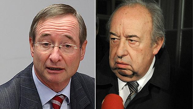 Schlagabtausch nach Kritik an Finanzbeamten (Bild: Zwefo, APA/Herbert Pfarrhofer)