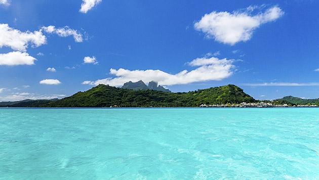 Unberührtes Naturparadies: Französisch-Polynesien (Bild: thinkstockphotos.de)