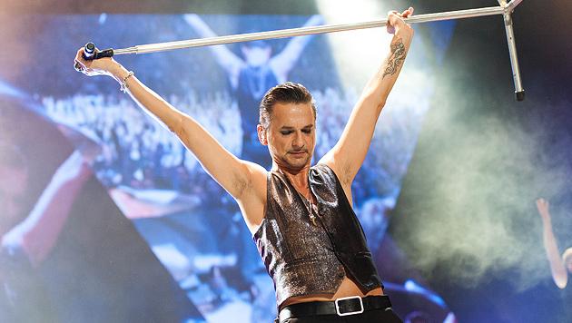 Depeche Mode kündigen neues Album und Tour an (Bild: Andreas Graf)