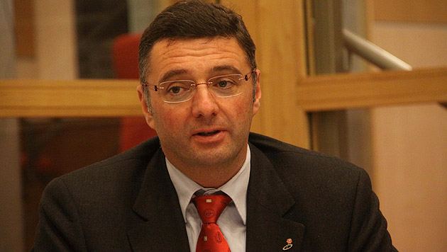 Verkehrsminister Jörg Leichtfried (Bild: Christian Jauschowetz)