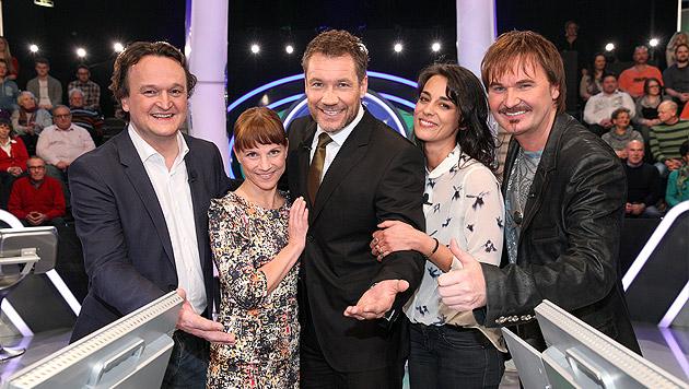 Millionenshow: Sind Sie schlauer als die Promis? (Bild: ORF)
