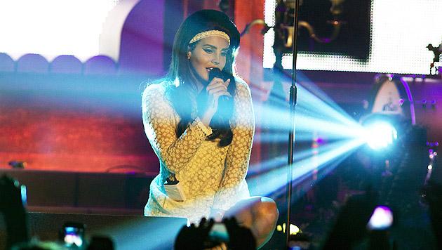 Kommt Lana Del Reys neues Album bereits im Mai? (Bild: EPA)