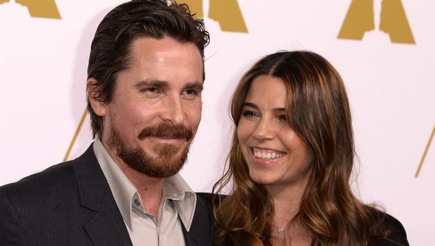 Christian Bale würde für seine Familie töten (Bild: APA/EPA/MICHAEL NELSON)