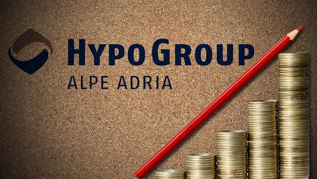 """Hypo-""""Brocken"""" lässt Schulden nach oben schnellen (Bild: thinkstockphotos.de, krone.at-Grafik)"""