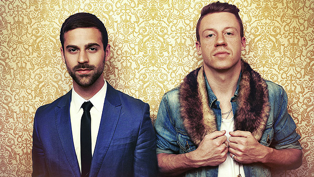 Macklemore & Ryan Lewis live in St. Pölten (Bild: fmservice.at)