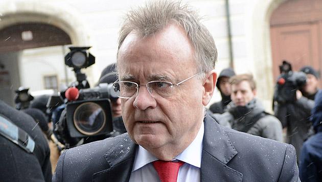 """Niessl wehrt sich gegen """"Rufmord auf Raten"""" (Bild: APA/Helmut Fohringer)"""