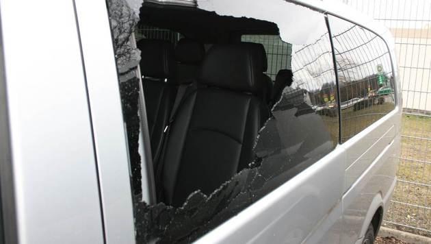 Partyveranstalter von brutalem Quartett attackiert (Bild: Polizei)
