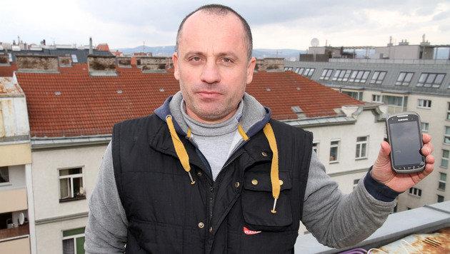 Zeuge ertappt Vater bei Missbrauch von Tochter (2) (Bild: Andreas Schiel)