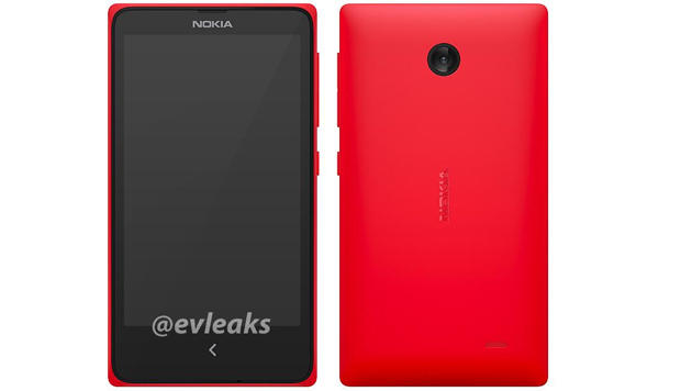Kommt Nokias Android-Handy ohne Google Play Store? (Bild: twitter.com/evleaks)