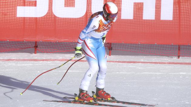 Puchner startet nicht in Olympia-Super-Kombi (Bild: APA/HANS KLAUS TECHT)