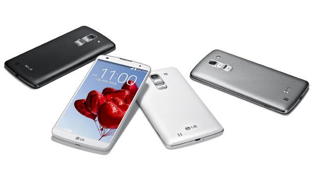 LG enthüllt seinen neuen Smartphone-Giganten (Bild: LG)