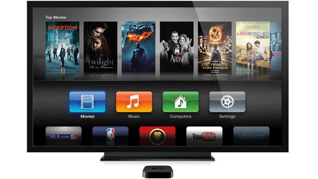 Neue Apple-TV-Box soll im April enthüllt werden (Bild: Apple)