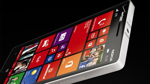 Nokia kündigt High-End-Handy Lumia Icon an (Bild: Nokia)