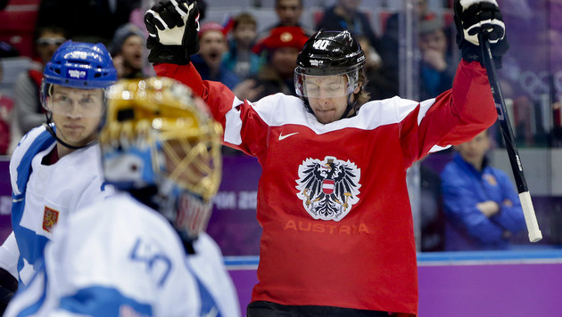 Österreich unterliegt Finnland 4:8 - Kanada siegt (Bild: AP)