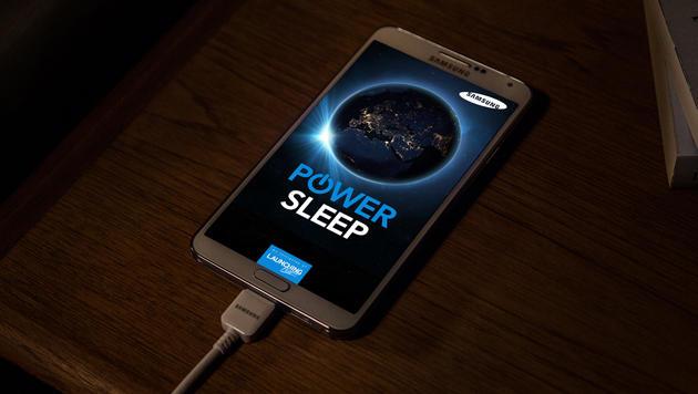 """""""Schlafende"""" Handys helfen im Kampf gegen Krebs (Bild: Samsung)"""