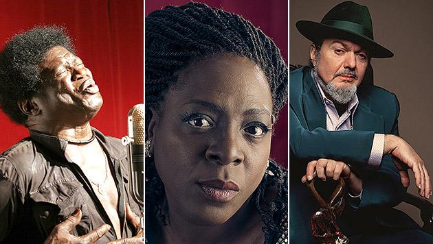 Wiener Jazzfest wartet mit Top-Künstlern auf (Bild: Kisha Bari, Lisa Houlgrave, Paul Mc Geiver)