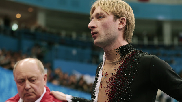 Heftige Kritik an Pluschenkos Olympia-Ausstieg (Bild: Ivan Sekretarev)