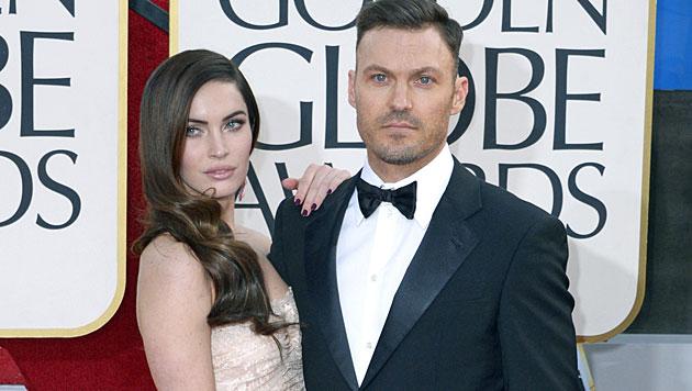 Megan Fox nennt ihr Söhnchen Bodhi Ransom (Bild: PAUL BUCK/EPA/picturedesk.com)