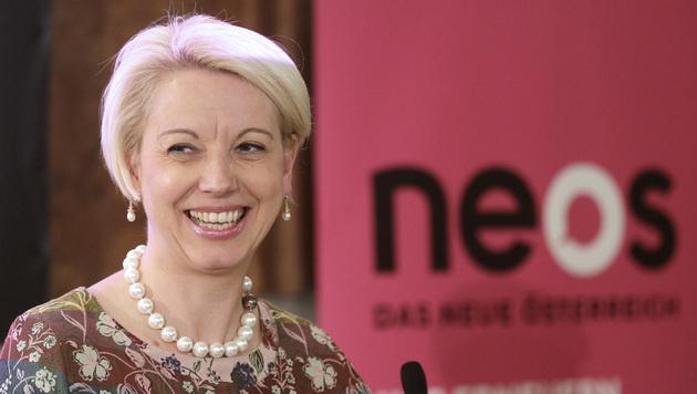 Angelika Mlinar tritt für NEOS bei EU-Wahlen an (Bild: APA/Georg Hochmuth)