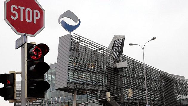Ratings der Hypo und Kärntens massiv herabgesenkt (Bild: APA/EPA/GERT EGGENBERGER)