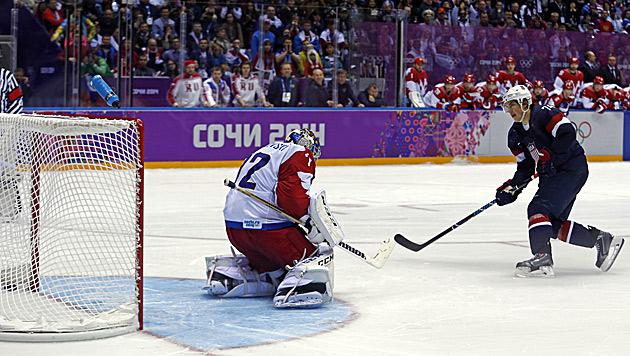 USA feiern Prestige-Sieg über Russland (Bild: AP)