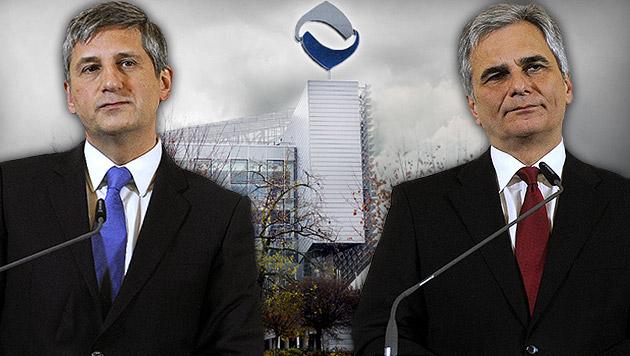 """IHS-Chef: """"Regierung hat schlecht verhandelt"""" (Bild: APA/BARBARA GINDL, APA/HERBERT PFARRHOFER, thinkstockphotos.de)"""