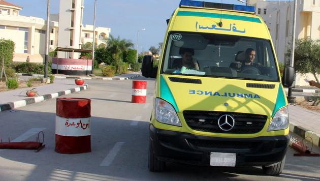 Kärntner Seniorin in Ägypten im Meer ertrunken (Bild: EPA)