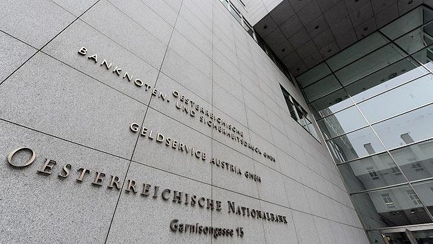 OeBS: Weiteres Geständnis in Gelddruck-Affäre (Bild: APA/Herbert Pfarrhofer)