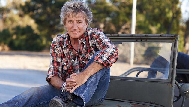 """Rod Stewart: """"Das schönste Gefühl der Welt"""" (Bild: Penny Lancaster)"""