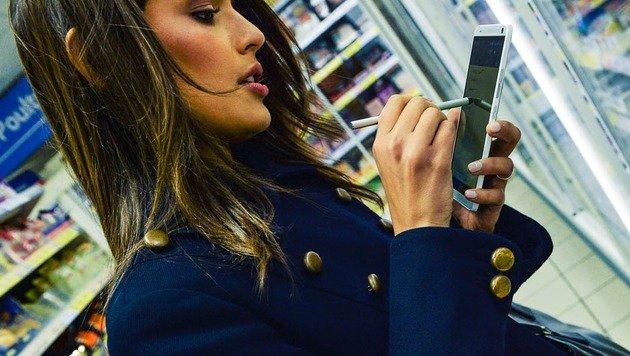 Frauen bevorzugen Smartphones mit großem Display (Bild: HTC)