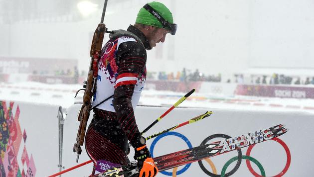 Gold für Svendsen, Landertinger auf Platz sieben (Bild: APA/ROLAND SCHLAGER)