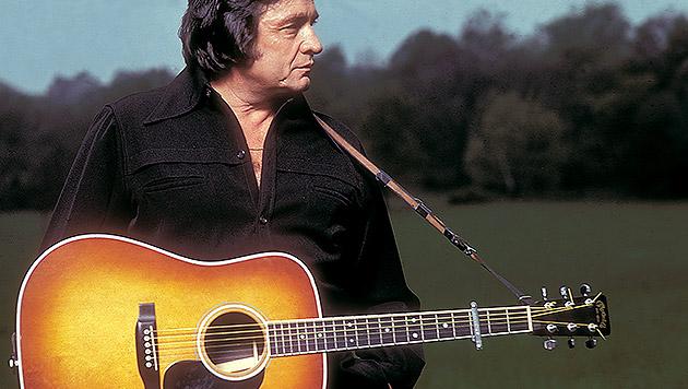 Neuer Song zum Geburtstag von Johnny Cash (Bild: Norman Seeff)
