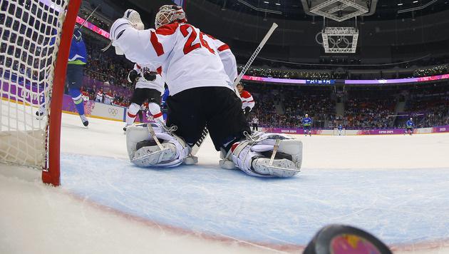 Österreichs Eishockey-Team verpasst Viertelfinale (Bild: AP)