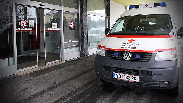 Transport in Klinik dauert zwei Stunden: Baby tot (Bild: Jürgen Radspieler)