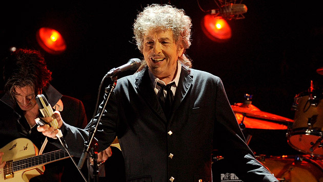 Das amerikanische Kulturgut: Bob Dylan wird 75 (Bild: AP)