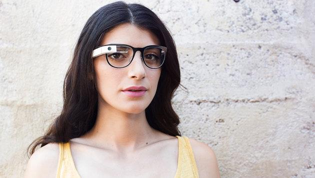 Google verkauft Beta-Datenbrille für 1.500 Dollar (Bild: plus.google.com/ GoogleGlass)