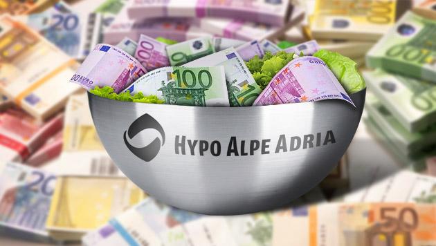Hypo-Krise schadet allen beteiligten Akteuren (Bild: thinkstockphotos.de, krone.at-Grafik)