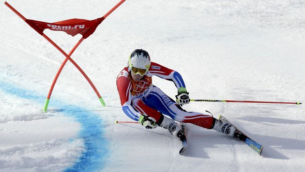 "Ligety holt Gold - ""Blech"" für Hirscher (Bild: AP)"