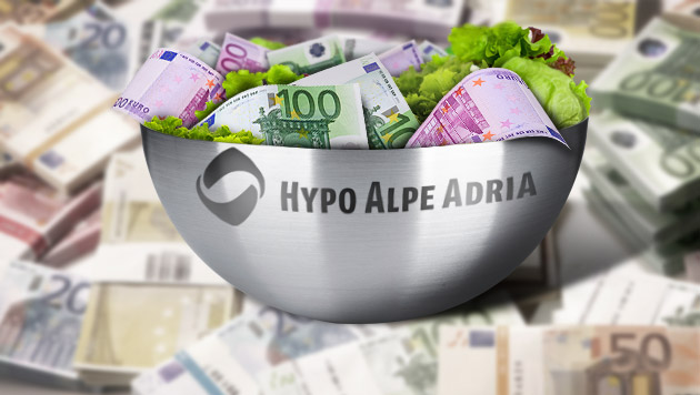Verwirrung um Hypo-Zahlensalat ist perfekt (Bild: thinkstockphotos.de, krone.at-Grafik)