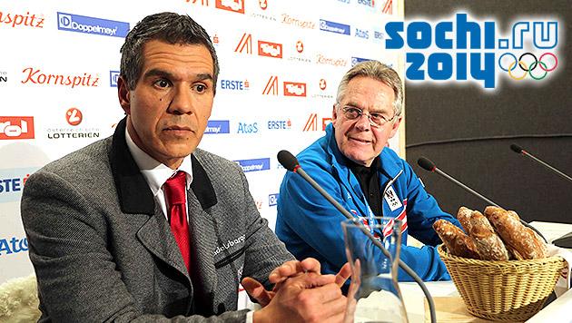 Zechtour: Manny Viveiros kündigt Konsequenzen an (Bild: GERHARD GRADWOHL)