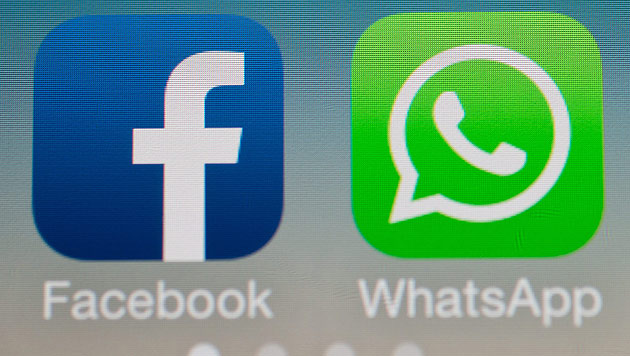 Facebook kauft WhatsApp für 19 Milliarden Dollar (Bild: APA/EPA/PATRICK PLEUL)
