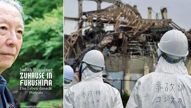 Fukushima-Katastrophe: Das Leben danach (Bild: Verlag Kremayr & Scheriau, AFP)