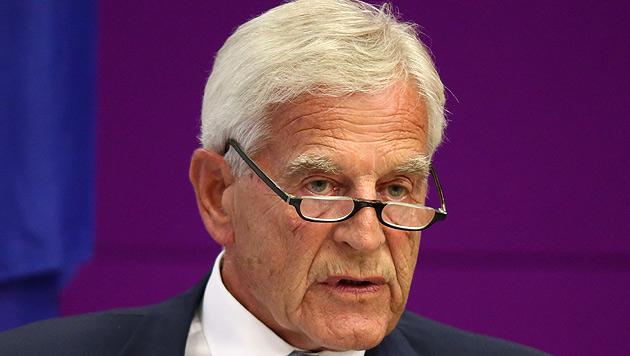 """Liebscher wehrt sich: """"Regierung ist Verzögerer"""" (Bild: Gerhard Bartel)"""