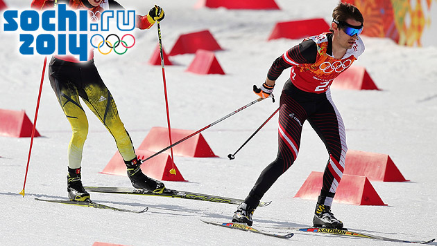 Österreichs Kombinierer holen Bronzemedaille (Bild: APA/EPA/ARMANDO BABANI, sochi2014.com)