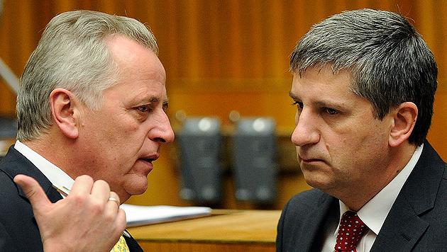 Koalition einigt sich auf Arbeitsmarktpaket (Bild: APA/ROBERT JAEGER)