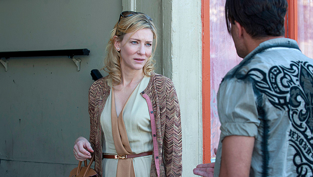 Kostet Woody Allen Cate Blanchett den Oscar? (Bild: AP)
